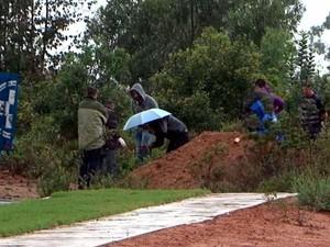 Pastora e prima são mortas em Vitória da Conquista (Foto: Imagem/TV Sudoeste)