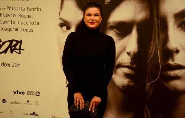 Cristiana Oliveira (Foto: Webert Belicio / Ag News)