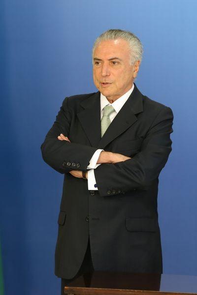 Michel Temer (Foto: Valter Campanato/Agência Brasil)