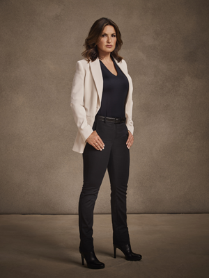 Mariska Hargitay (Olivia Benson) (Foto: Universal Channel)