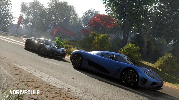 Versão gratuita de Driveclub finalmente é lançada para assinantes da PS Plus (Foto: Reprodução/GameSpot)