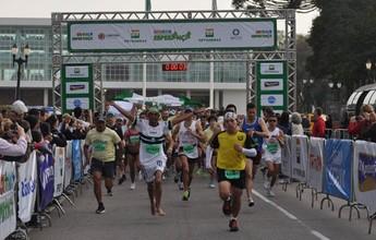 Corrida e Caminhada Esperança será pelo Centro Cívico em Curitiba