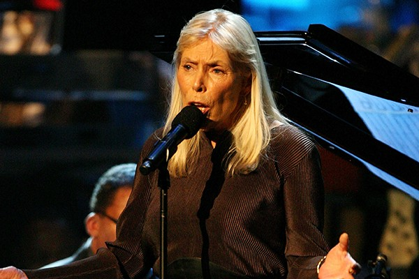 Joni Mitchell (Foto: Getty Images)
