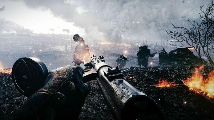 Battlefield 1 possui uma ótima variedade de armas e veículos (Foto: Divulgação/EA)