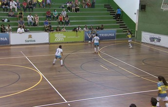 Copa TV Tribuna de Futsal Escolar define semifinalistas do feminino