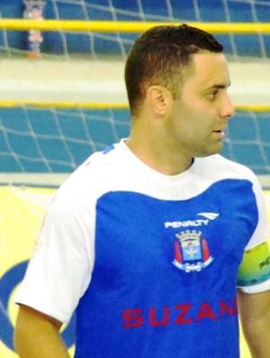 Waguinho, ala do Suzano Futsal (Foto: Divulgação)