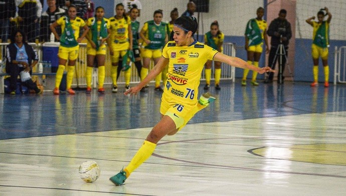 Antônia Silva - Futsal (Foto: Arquivo Pessoal)