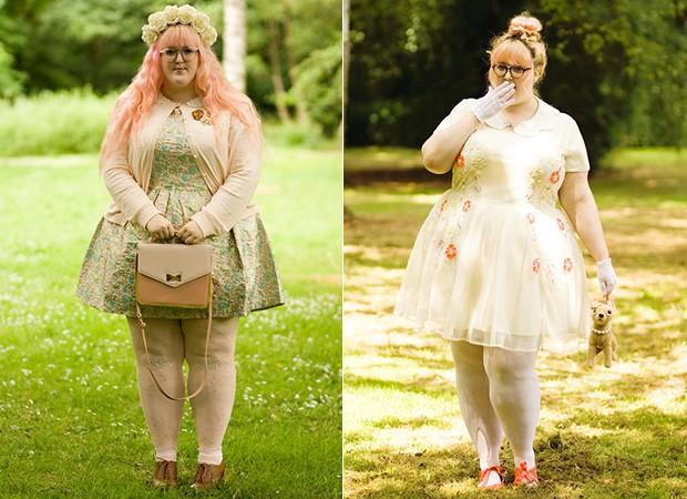 Blogueira Cupcake's Clothes (Foto: Divulgação)