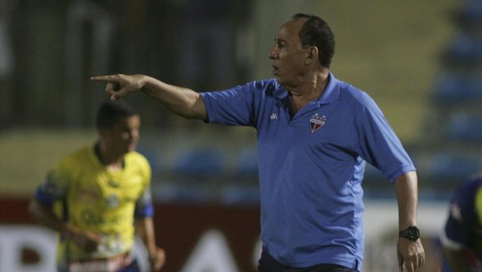 Nedo Xavier Fortaleza x Quixadá Campeonato Cearense PV (Foto: Kiko Silva/Agência Diário)