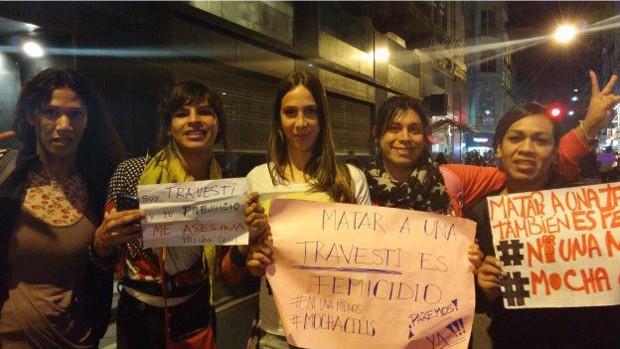 Transexuais dizem não acreditar em eficácia de programa: 'Única saída é a Justiça' (Foto: BBC)