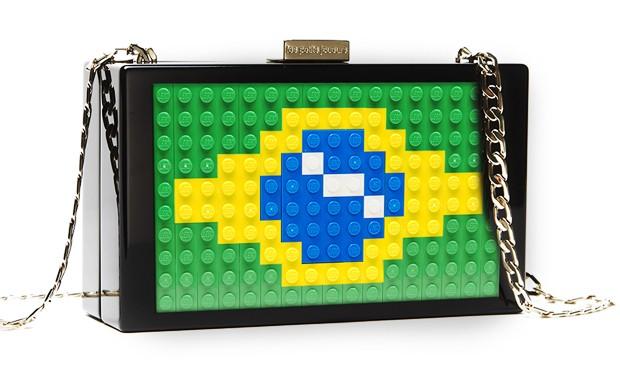 Bolsa Lego Brasil Les Petits Joueurs (Foto:  )