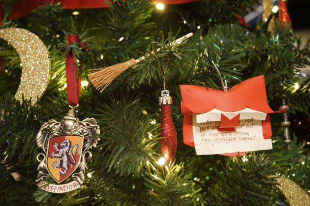 Árvore Harry Potter (Foto: Reprodução/Facebook)
