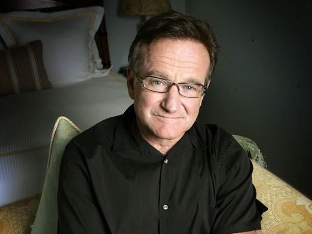 O ator Robin Williams em foto de 15 de junho de 2007 (Foto: Reed Saxon/AP)
