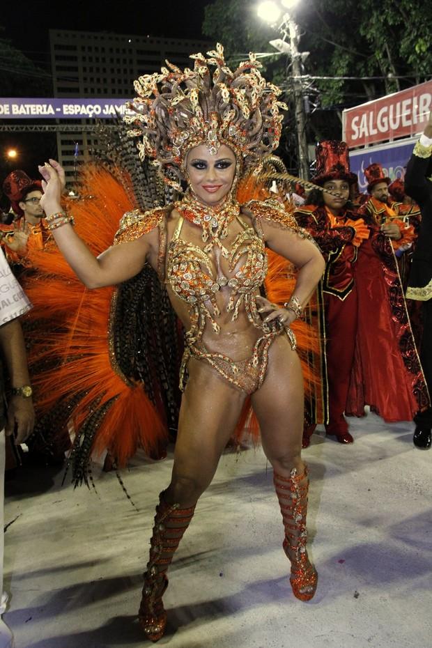 Viviane Araújo (Foto: MARCOS FERREIRA             /Brazil News)