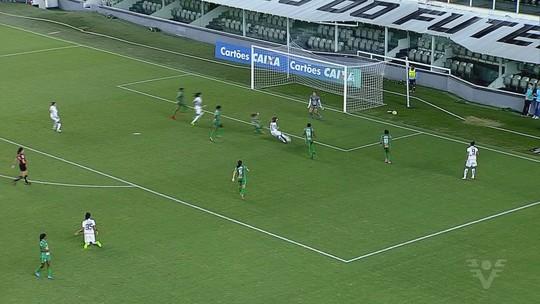 Santos bate Rio Preto e assume a liderança isolada do Grupo 2 do Brasileiro Feminino