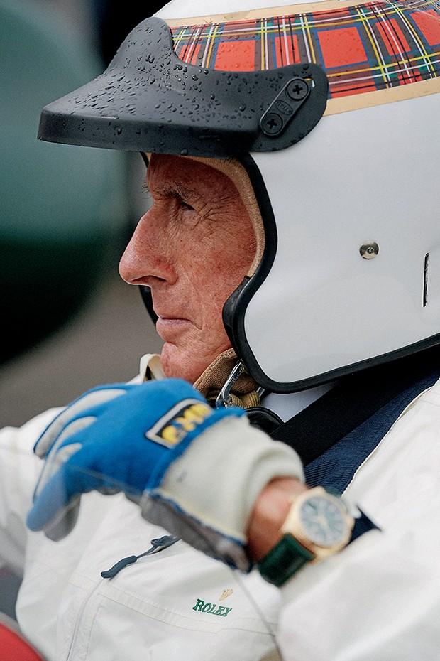 Jackie Stewart (Foto: Divulgação)