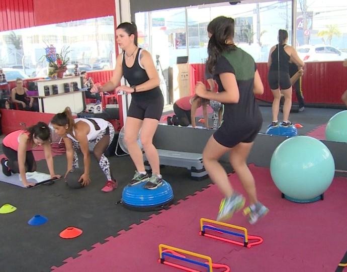 Conheça os benefícios do treinamento funcional  (Foto: Reprodução / TV Diário )