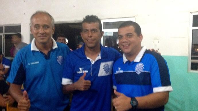 Didira torcida torcedores csa (Foto: Viviane Leão/GloboEsporte.com)