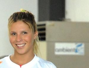 Marcela Pereira, atleta do nado sincronizado do Flamengo (Foto: Divulgação)