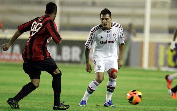 Monzon Fluminense x Atlético-PR (Foto: Ricardo Ayres / Photocâmera)