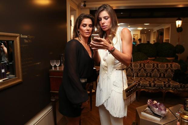 Deborah Secco e Daniella Cicarelli (Foto: Manuela Scarpa/Photo Rio News e Getty Images)