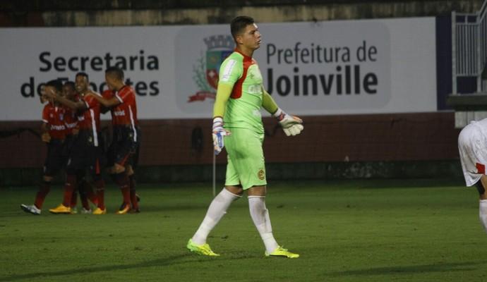 Neto Volpi Inter de Lages (Foto: Gabriel Machado/Divulgação/Inter de Lages)