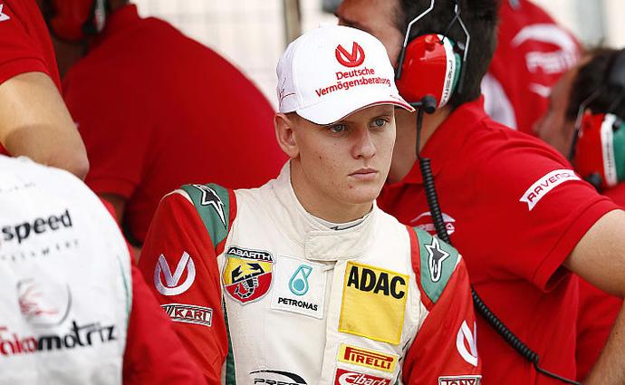Mick Schumacher é vice na F4 Alemã (Foto: Divulgação)