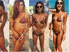 Mariana Goldfarb chega a 7,5% de gordura corporal e dá dicas fitness