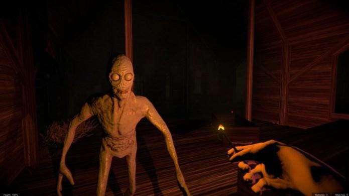 Grave: jogo indie também levará o terror para o PS4 (Foto: Divulgação) (Foto: Grave: jogo indie também levará o terror para o PS4 (Foto: Divulgação))