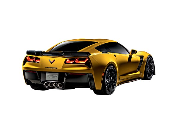 relates to Cars story on the Chevrolet Corvette Z06 (Foto: Editora Globo)