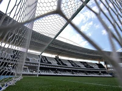 Engenhão, Estádio Nilton Santos (Foto: Vitor Silva/SSPress/Botafogo)