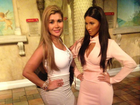 Mulher Maçã sai em defesa de Kim Kardashian em 'treta' com Taylor Swift