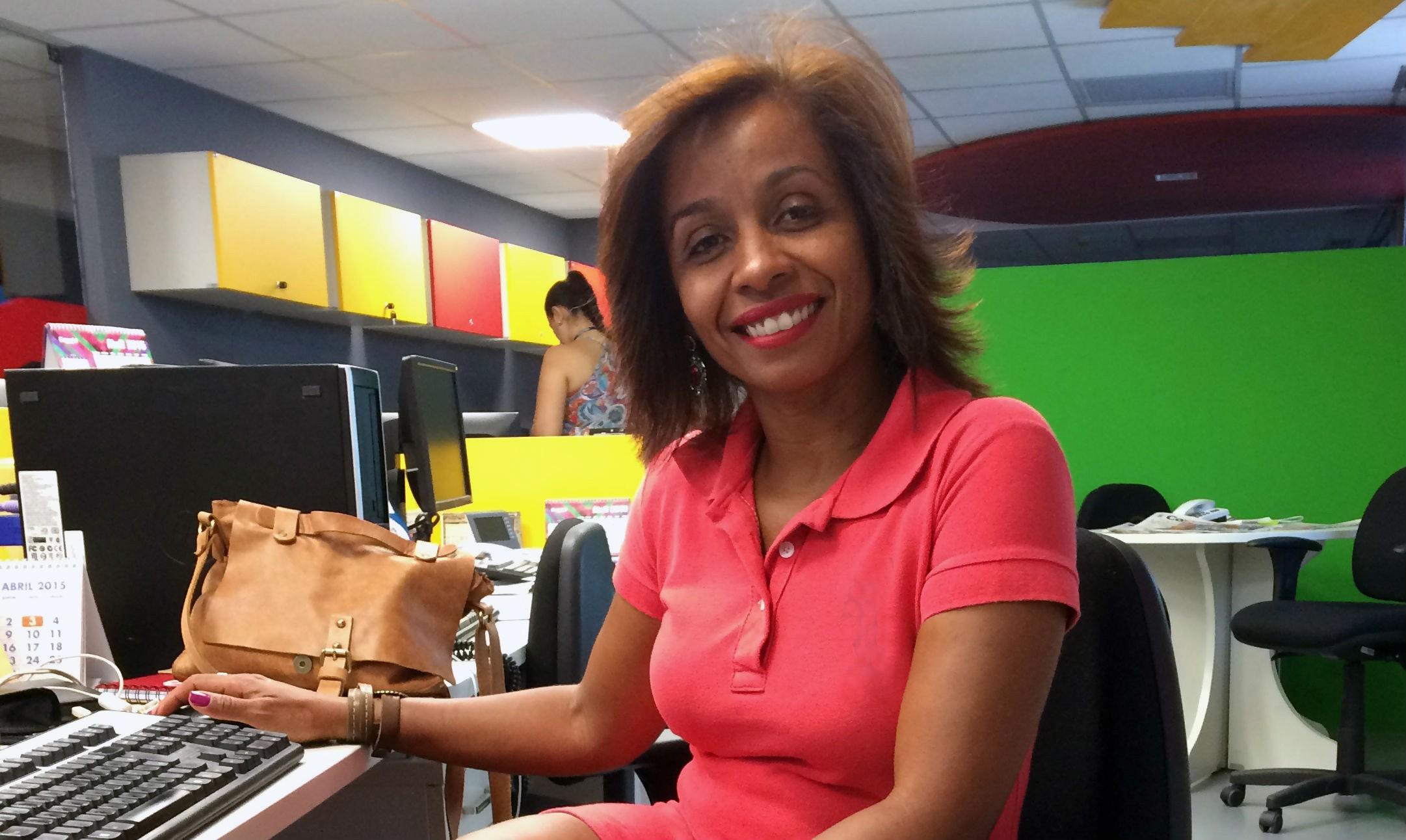 A diretora Mira Silva: conteúdo mais aprofundado, que leva à reflexão  (Foto: Divulgação)
