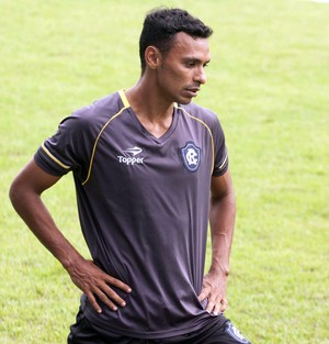 Léo Rosa lateral-direito Remo (Foto: Oswaldo Forte/O Liberal)