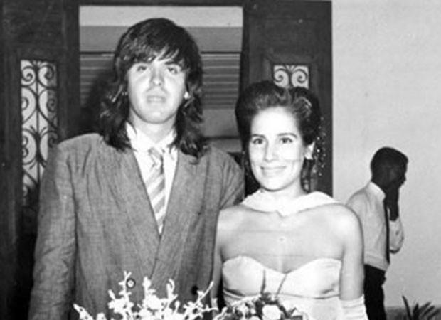 Gloria Pires e Orlando Morais (Foto: Reprodução)