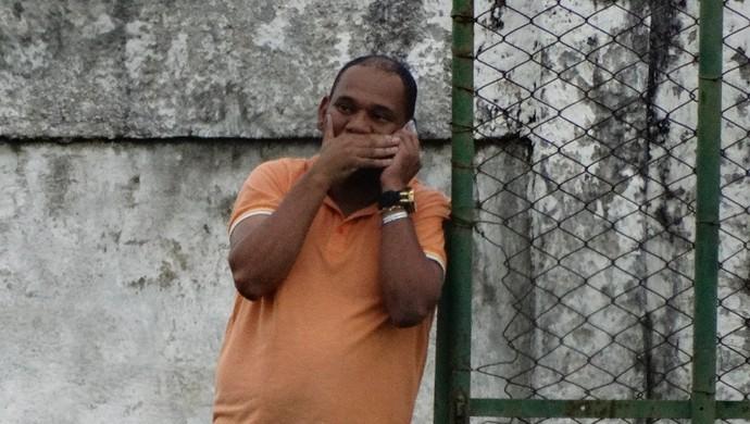 Cloves Santos Tupi-MG (Foto: Bruno Ribeiro)