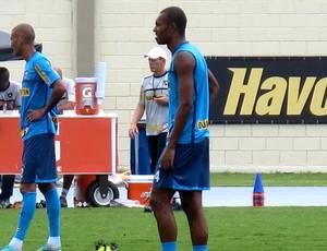 Brinner botafogo treino (Foto: Thales Soares / Globoesporte.com)