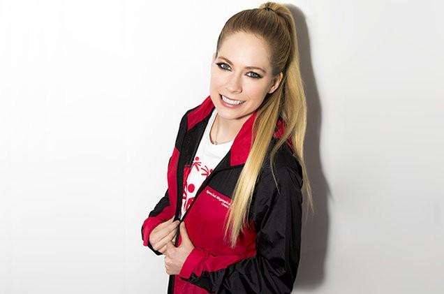 Avril Lavigne (Foto: Divulgação)