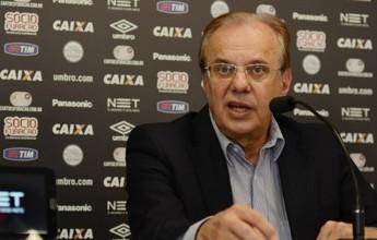 """Presidente do Atlético-PR pede pés no chão e exalta Paulo Autuori: """"Humilde"""""""