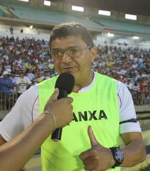 Flávio Araújo (Foto: Josiel Martins)