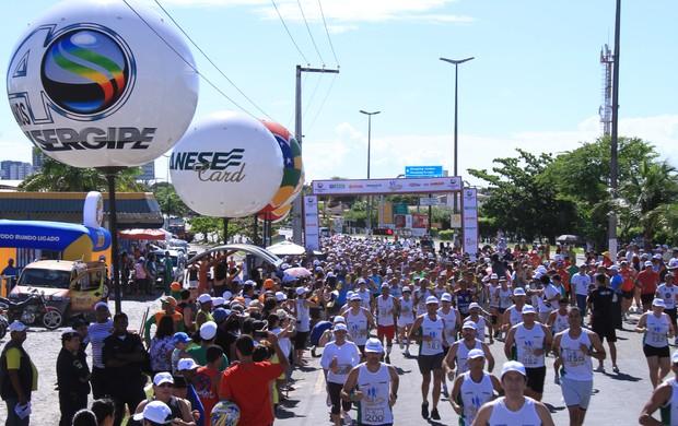 Volta de Aracaju acontece no dia 15 de novembro (Foto: Divulgação/TV Sergipe)
