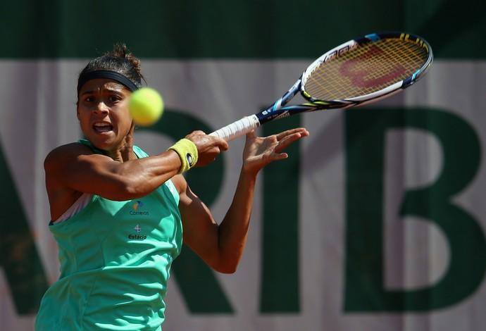 Teliana Pereira - estreia Roland Garros (Foto: Getty Images)