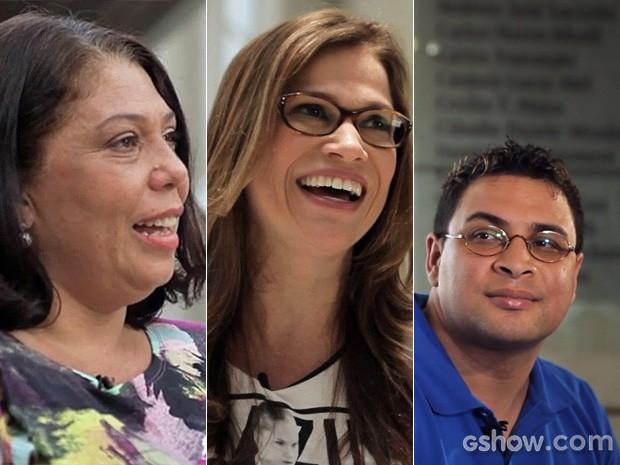 Conheça os personagens dos três primeiros episódios (Foto: Amor à Vida/TV Globo)