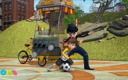 Futebol na Praça