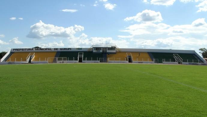 Estádio Rezendão, em Gurupi (Foto: Divulgação)