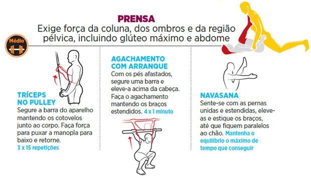 Prensa (Foto: Daniel das Neves)