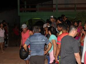 Músico Márcio Paz Menacho morre em Guajará-Mirim (Foto: Júnior Freitas/G1)