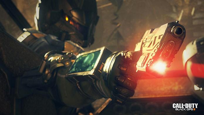 Call of Duty Black Ops 3 terá soldados no futuro (Foto: Divulgação)