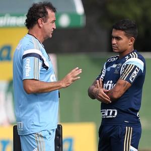 Cuca Dudu (Foto: Cesar Greco/Ag. Palmeiras/Divulgação)