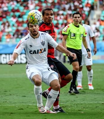 Leandro Donizete, volante do Atlético-MG (Foto: Bruno Cantini/CAM)